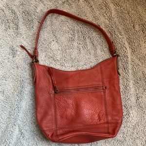 The Sak leather purse